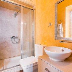 Отель Luxury Seaview Suite Греция, Корфу - отзывы, цены и фото номеров - забронировать отель Luxury Seaview Suite онлайн ванная
