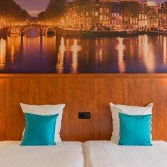 Отель New West Inn Нидерланды, Амстердам - 6 отзывов об отеле, цены и фото номеров - забронировать отель New West Inn онлайн комната для гостей фото 3