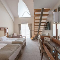 Отель Amara Prestige - All Inclusive 4* Стандартный семейный номер с различными типами кроватей фото 4