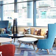 Отель Novotel Edinburgh Centre Великобритания, Эдинбург - отзывы, цены и фото номеров - забронировать отель Novotel Edinburgh Centre онлайн интерьер отеля