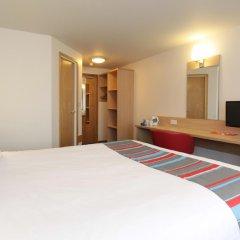 Travelodge Manchester Ancoats Hotel комната для гостей фото 3
