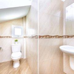 Отель Chronos Villa Кипр, Протарас - отзывы, цены и фото номеров - забронировать отель Chronos Villa онлайн ванная