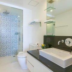 Отель Oakwood Residence Sukhumvit 24 Бангкок ванная фото 2