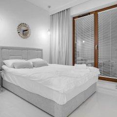 Апартаменты Wilanow Lovely Apartment комната для гостей