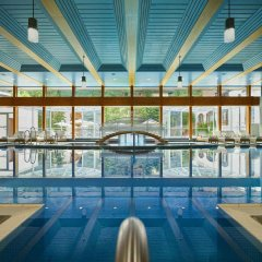 Отель Mont Cervin Palace бассейн фото 3