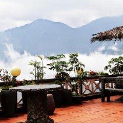 Отель Boutique Sapa Hotel Вьетнам, Шапа - отзывы, цены и фото номеров - забронировать отель Boutique Sapa Hotel онлайн приотельная территория