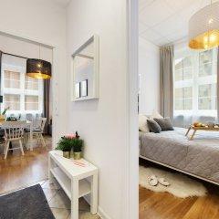 Отель Kramarska Lux - Friendly Apartments Польша, Познань - отзывы, цены и фото номеров - забронировать отель Kramarska Lux - Friendly Apartments онлайн комната для гостей фото 2