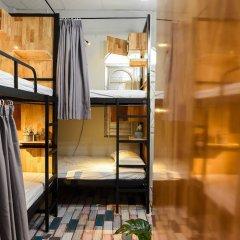 Ta'or Hostel Нячанг интерьер отеля
