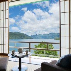 Отель Hoshino Resorts KAI Nikko Никко фитнесс-зал