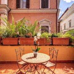 Отель Al Manthia Hotel Италия, Рим - 2 отзыва об отеле, цены и фото номеров - забронировать отель Al Manthia Hotel онлайн балкон