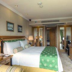 Отель InterContinental Istanbul комната для гостей фото 7