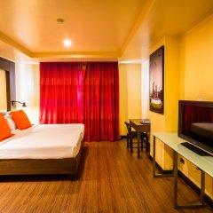 Отель Bangkok Cha-Da Hotel Таиланд, Бангкок - отзывы, цены и фото номеров - забронировать отель Bangkok Cha-Da Hotel онлайн комната для гостей