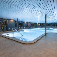 Отель Club Hotel Davos Швейцария, Давос - отзывы, цены и фото номеров - забронировать отель Club Hotel Davos онлайн бассейн фото 2