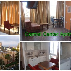 Апартаменты Marom Carmel Center Apartments Хайфа детские мероприятия