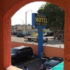 Отель Budget Motel США, Лос-Анджелес - отзывы, цены и фото номеров - забронировать отель Budget Motel онлайн фото 2