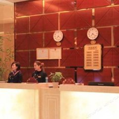 Huanya Hotel интерьер отеля