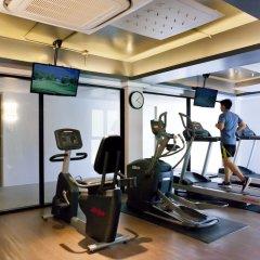 Отель Yama Phuket фитнесс-зал фото 3