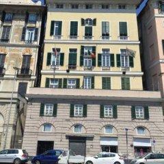 Отель B&B I Portici Di Sottoripa Италия, Генуя - отзывы, цены и фото номеров - забронировать отель B&B I Portici Di Sottoripa онлайн вид на фасад