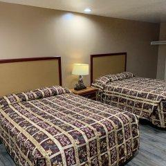 Отель Budget Inn Motel США, Сан-Габриел - отзывы, цены и фото номеров - забронировать отель Budget Inn Motel онлайн комната для гостей фото 5