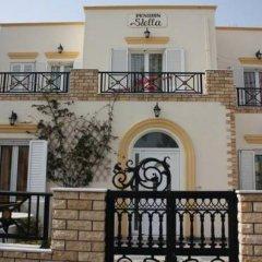 Отель Pension Stella Греция, Остров Санторини - 1 отзыв об отеле, цены и фото номеров - забронировать отель Pension Stella онлайн фото 6