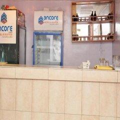 Отель Encore Lagos Hotels & Suites питание