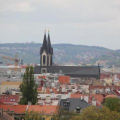 Отель Residence Expo Прага