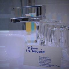 Hotel Record Сан-Себастьян ванная фото 2