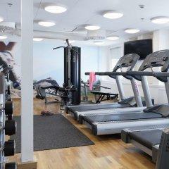 Отель Scandic Rubinen фитнесс-зал фото 3