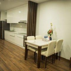 Отель Maika Condotel DaLat Далат в номере фото 2