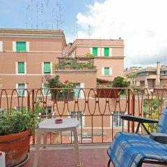 Отель Stairs of Trastevere балкон