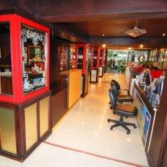 Отель Lucky Palace Бангкок развлечения