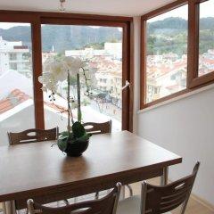 Отель Turan Apart балкон