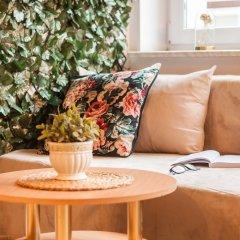 Отель Little Home - Alice Польша, Варшава - отзывы, цены и фото номеров - забронировать отель Little Home - Alice онлайн интерьер отеля