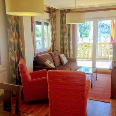 Отель Mirador Ria de Bayona Испания, Байона - отзывы, цены и фото номеров - забронировать отель Mirador Ria de Bayona онлайн фото 3