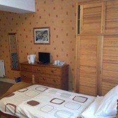 Отель Beersbridge Lodge Глазго удобства в номере