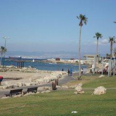 Отель Sea Plaza Residence Хайфа пляж фото 2