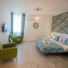 Отель Escala Suites комната для гостей фото 3