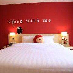 Sleep With Me Hotel design hotel @ patong 4* Стандартный номер фото 6