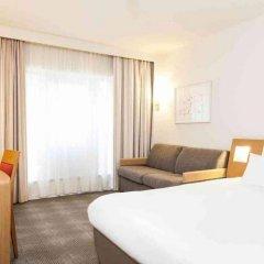 Отель Novotel Gent Centrum Бельгия, Гент - 3 отзыва об отеле, цены и фото номеров - забронировать отель Novotel Gent Centrum онлайн комната для гостей фото 4
