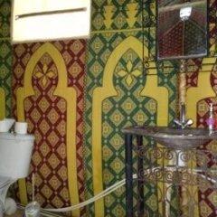 Отель Night Desert Camp Марокко, Мерзуга - отзывы, цены и фото номеров - забронировать отель Night Desert Camp онлайн ванная