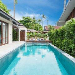 Отель The Pool Villas By Peace Resort Samui Таиланд, Самуи - отзывы, цены и фото номеров - забронировать отель The Pool Villas By Peace Resort Samui онлайн бассейн фото 3