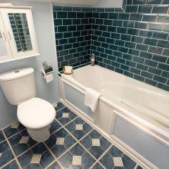 Отель The Ascott Великобритания, Манчестер - отзывы, цены и фото номеров - забронировать отель The Ascott онлайн ванная