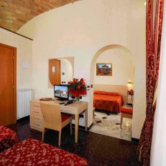 Hotel Campidoglio удобства в номере фото 2