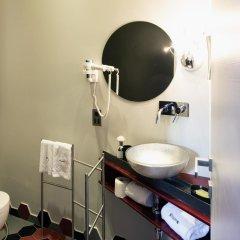 Отель iRooms Pantheon & Navona Италия, Рим - 2 отзыва об отеле, цены и фото номеров - забронировать отель iRooms Pantheon & Navona онлайн ванная фото 2