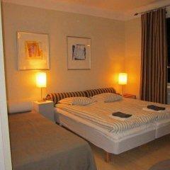 Отель Sankt Sigfrid Bed & Breakfast Швеция, Гётеборг - отзывы, цены и фото номеров - забронировать отель Sankt Sigfrid Bed & Breakfast онлайн комната для гостей фото 2