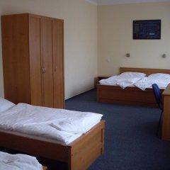 Отель Parkhotel Terezín Бенешов-над-Плоучницей сейф в номере