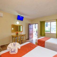 Отель Hacienda De Vallarta Las Glorias Пуэрто-Вальярта комната для гостей фото 2
