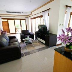 Отель Bangtao Tropical Residence Resort & Spa комната для гостей