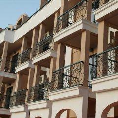 Отель Ruby Rose Resort Мармарис вид на фасад