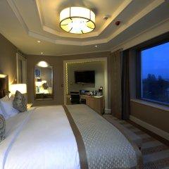 Hilton Bursa Convention Center & Spa Турция, Бурса - отзывы, цены и фото номеров - забронировать отель Hilton Bursa Convention Center & Spa онлайн комната для гостей
